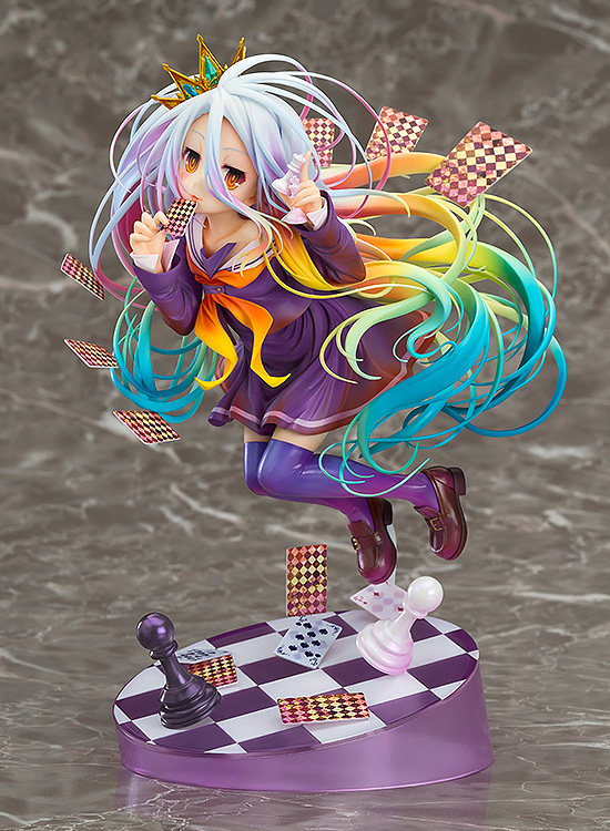 No Game No Life - 1/8 Shiro GSC Ver. PVC Figure