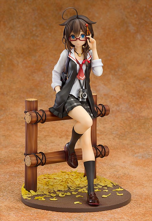 Kantai Collection - 1/7 Shigure: Casual Ver. PVC Figure