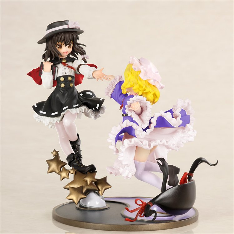 Touhou Project Team Shanghai Alice - Non-Scale Secret Sealing Club Renko Usami and Maribel Hearn PVC Figure Re-Release