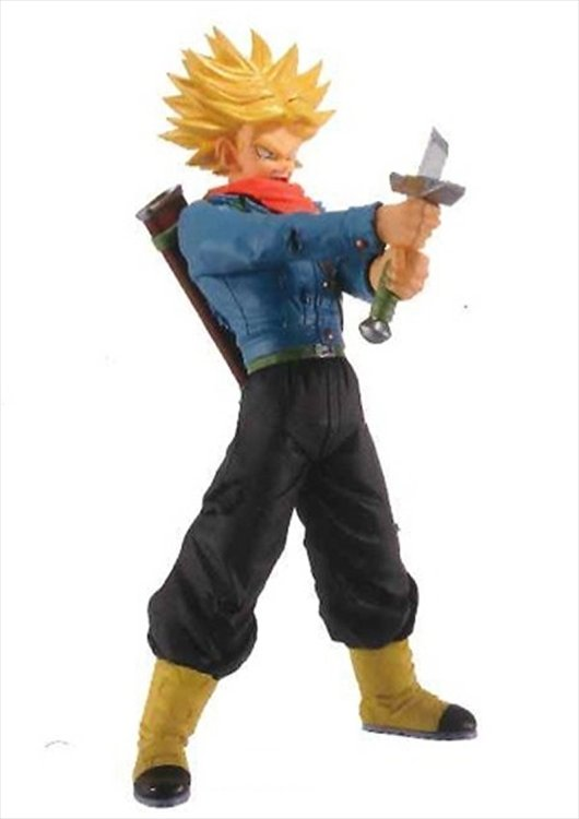 Dragon Ball Super - Super Saiyan Future Trunks Prize Figure