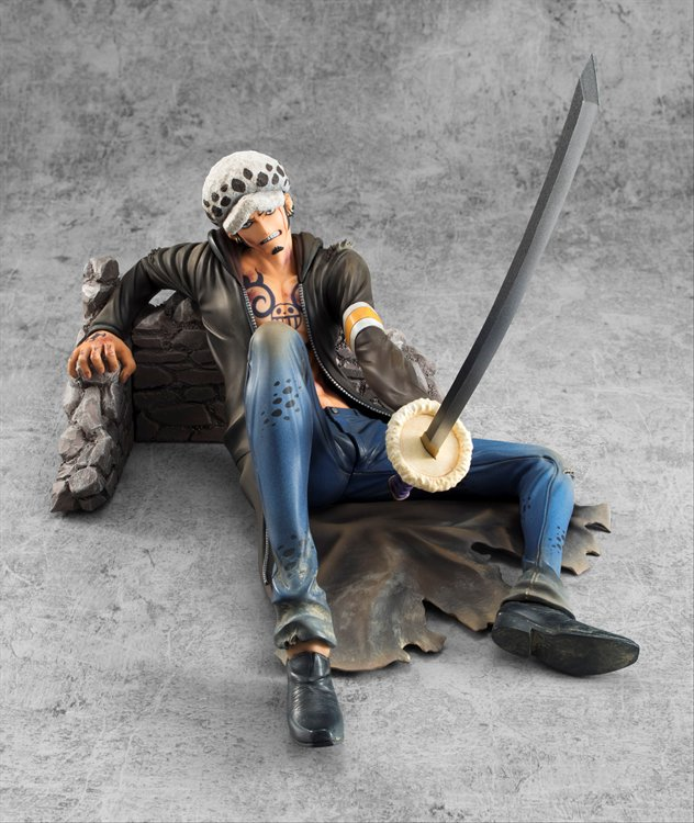 One Piece - Law Ver. VS Limited Edition Excellent Model PVC Figure