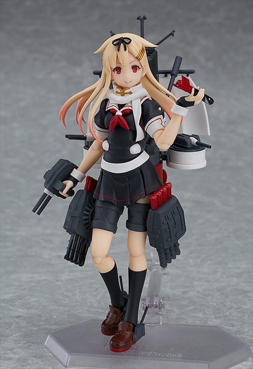 Kantai Collection - Yudachi Kai-II Figma