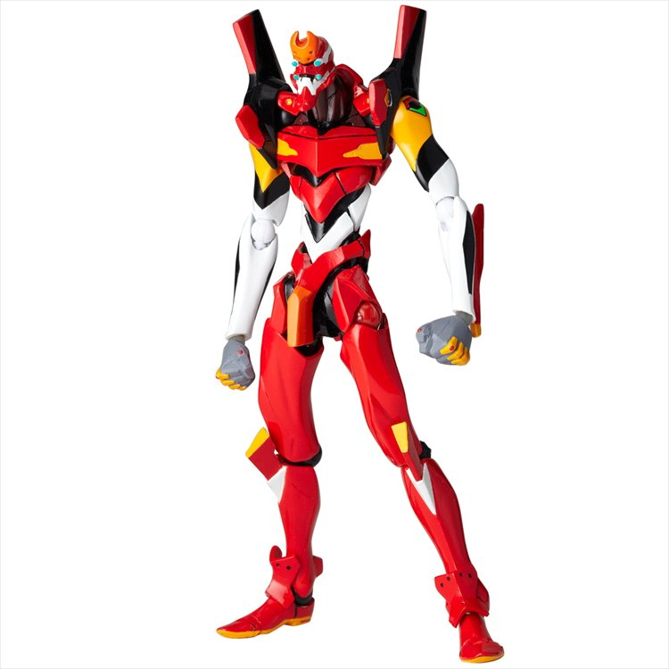 Evangelion - Evolution EV-005 EVA Unit 2 Revoltech Figure