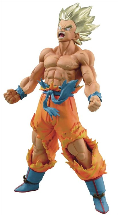 Dragon Ball Z SCultures - Blood of Saiyans Son Goku Super Saiyan Figure