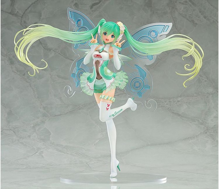 Vocaloid - 1/7 Hatsune Miku GT Project Racing Miku 2017 Ver. PVC Figure