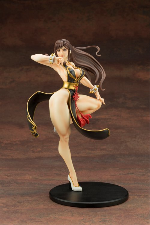 Street Fighter - 1/7 Scale Chun-Li Battle Costume Bishoujo Statue