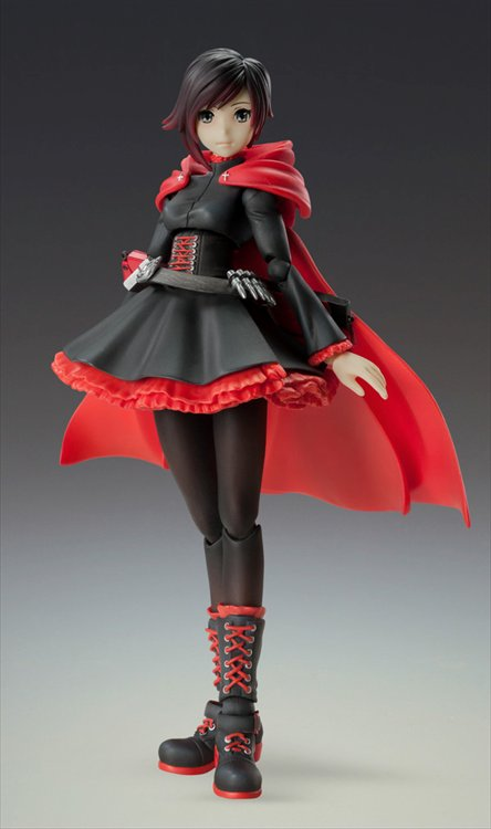 RWBY - Ruby Rose Super Action Statue