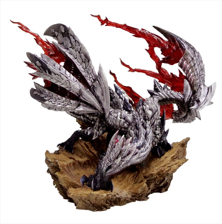 Monster Hunter - CFB Creators Model Valphalk PVC Figure