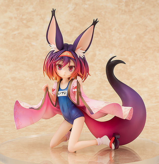 No Game No Life - 1/7 Hatsuse Izuna: Swimsuit style Ver. PVC Figure