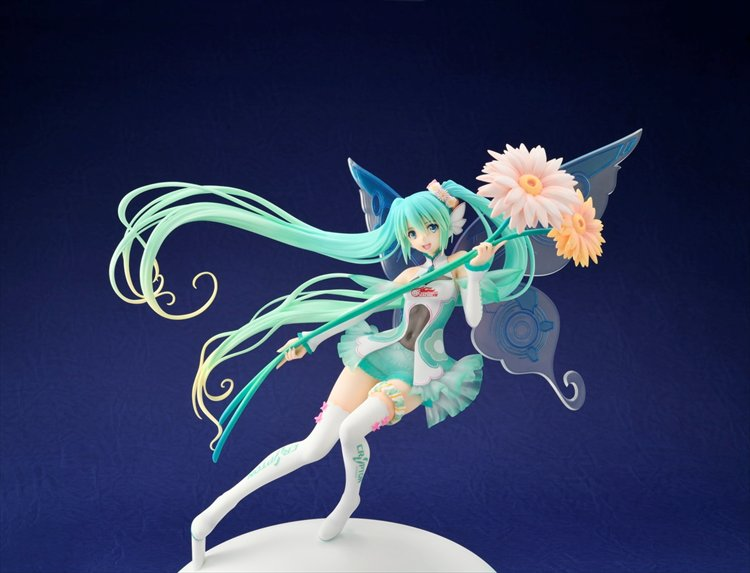 Vocaloid - Racing Miku 2017 Ver. Hobby Japan Limited.