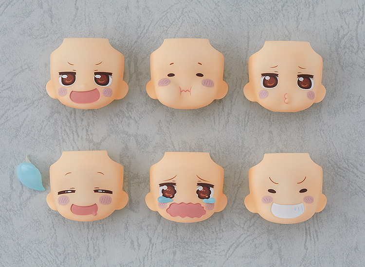 Nendoroid More - Himouto for Umaru-chan SINGLE Face