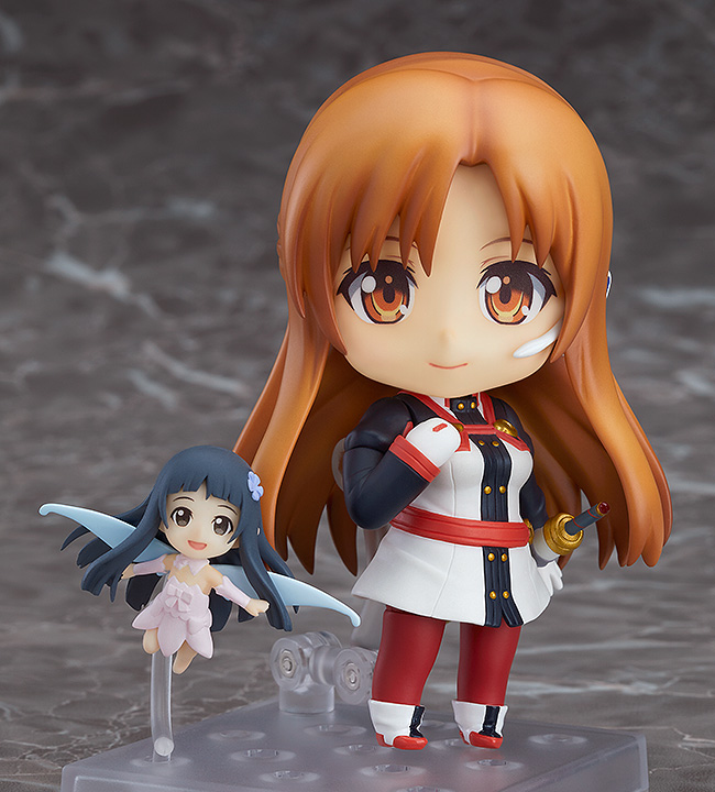 Sword Art Online the Movie - Asuna and Yui Ordinal Movie Ver Nendoroid