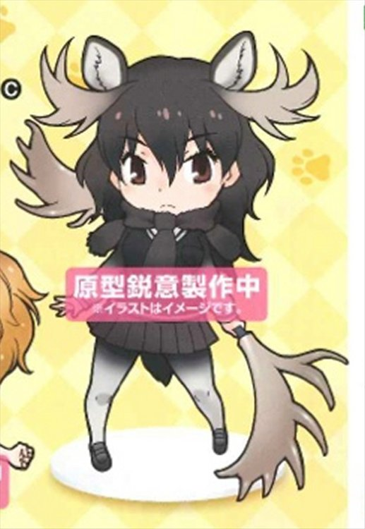 Kemono Friends - Moose Mini Figure