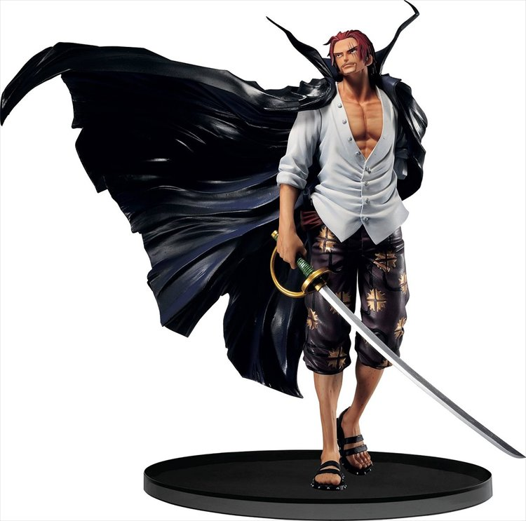 One Piece - BWSC V2 Shanks Prize Figure