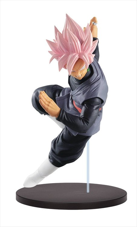 Dragon Ball Super - BWSC V5 Goku Black Super Saiyan Rose Prize Figure