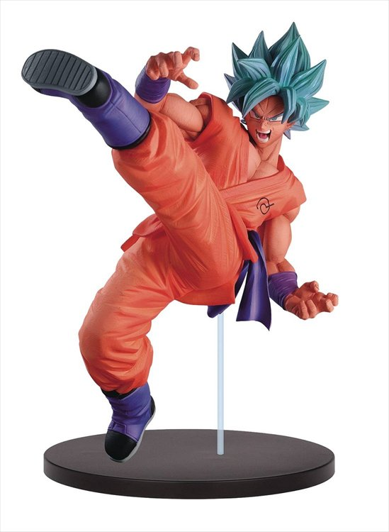 Dragon Ball Super - BWSC V1 Son Goku Super Saiyan Blue Prize Figure