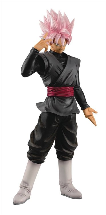 Dragon Ball Super - Goku Black Super Saiyan Rose Grandista Prize Figure