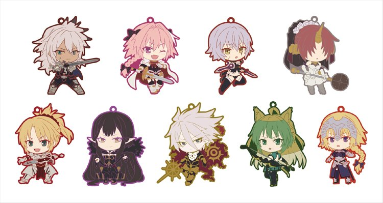 Fate/Apocrypha - Niitengomu Single BLIND BOX