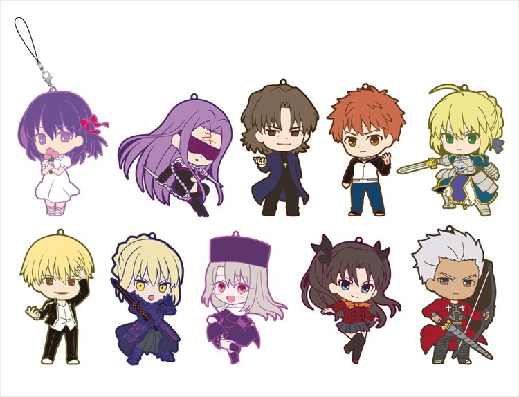 Fate/Stay Night Heavens Feel- Niitengomu Single BLIND BOX
