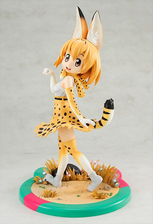 Kemono Friends - 1/7 Serval PVC Figure