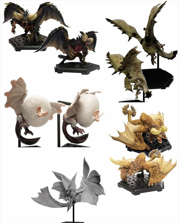 Monster Hunter - Standard Model Plus Vol. 10 SINGLE BLIND BOX
