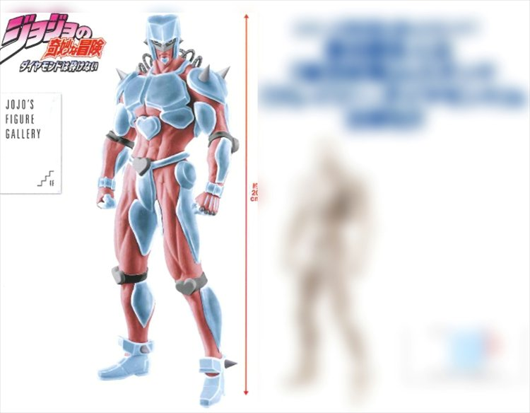 JoJos Bizarre Adventure - Crazy Diamond Full Color Prize Figure