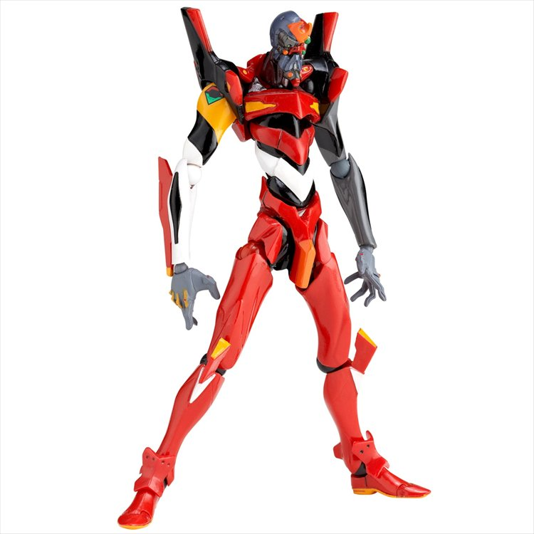 Evangelion: 3.0 You Can (Not) Redo - EVA Unit 011 Kai Beta Ver. Revoltech Figure