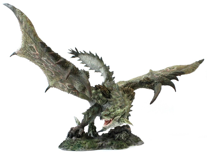 Monster Hunter - Rathian Capcom Figure Builder Creators Model