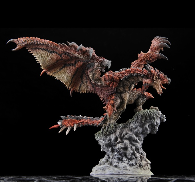 Monster Hunter - Rathalos Capcom Figure Builder Creators Model