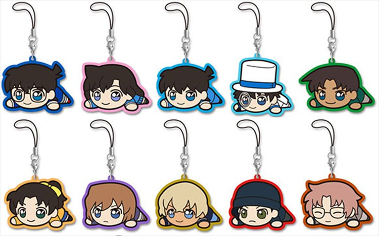 Detective Conan - Rubber Strap SINGLE BLIND BOX