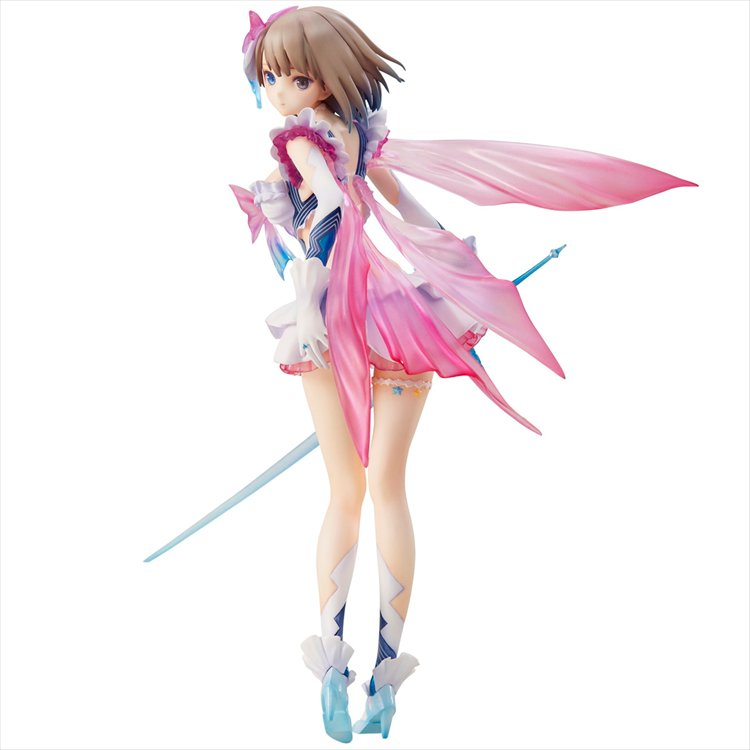 Blue Reflection Maboroshi ni Mau Shoujo no Tsurugi - Non Scale Hinako Shirai Reflector ver. Union PVC Figure