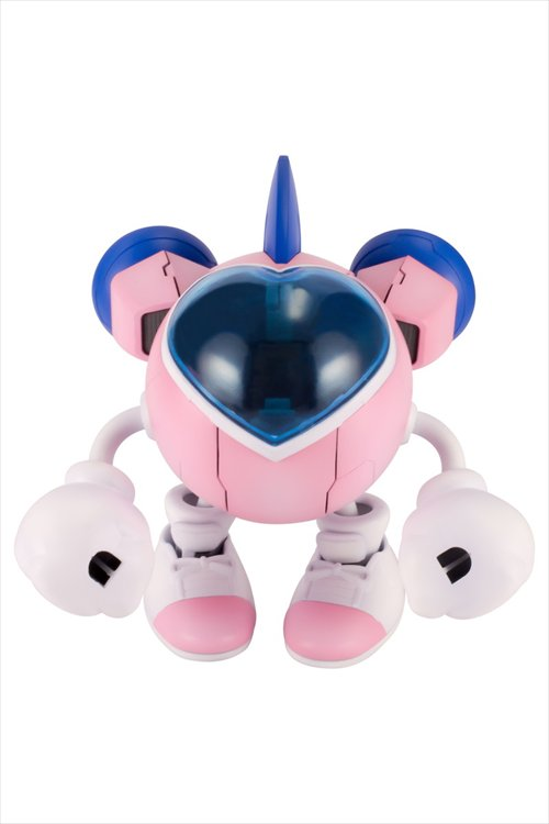 TwinBee RAINBOW BELL ADVENTURES - Non Scale Winbee Assemblable Unpainted Plastic Model Kit