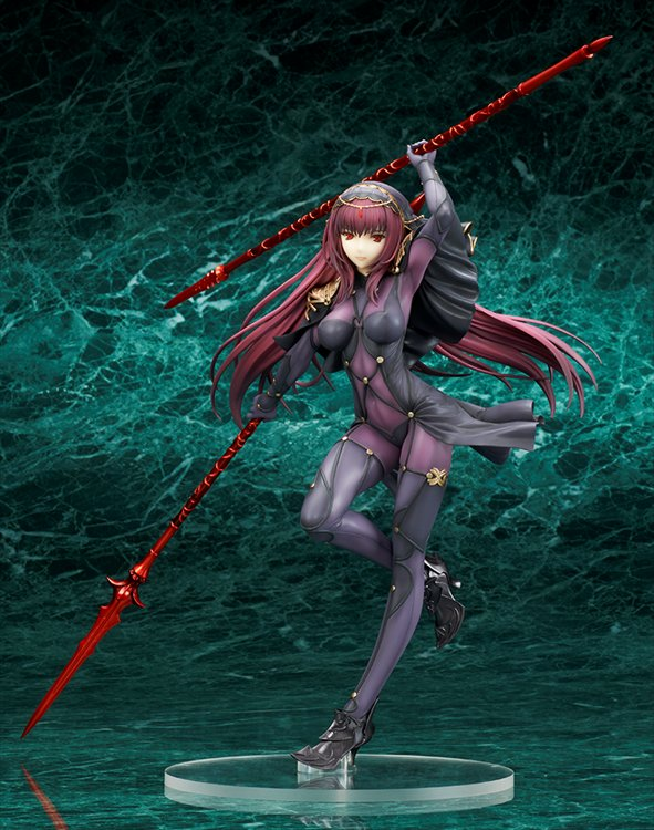 Fate Grand Order - 1/7 Lancer Scathach 3rd Acension PVC Figure