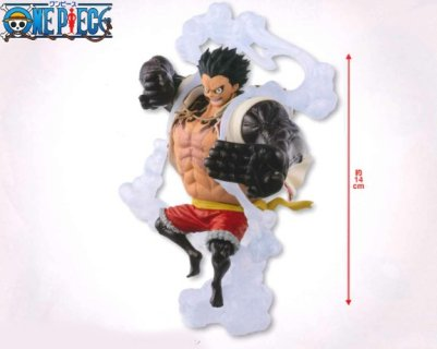 One Piece - Monkey D. Luffy Gear 4th King of Artist The Bound Man Ver. Prize Figure