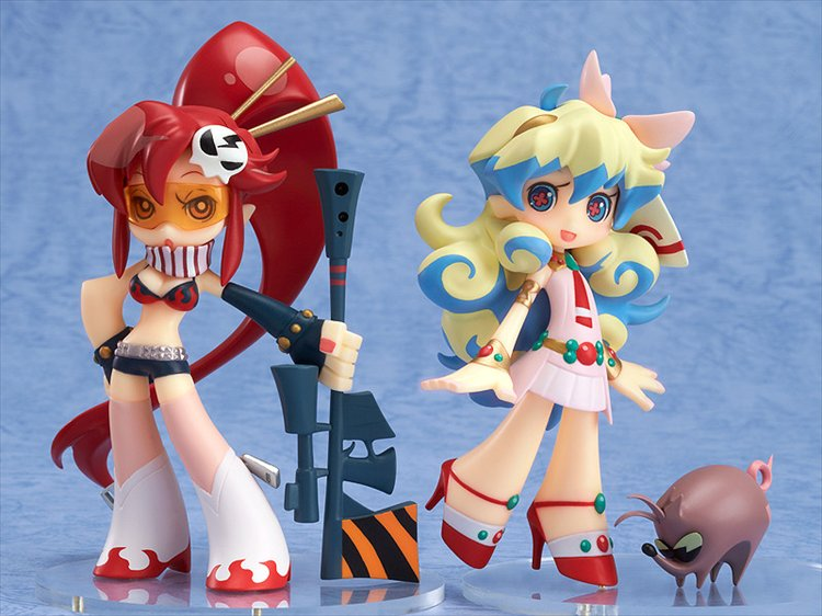 Gurren Lagann - Twin Pack Yoko and Nia with Boota PSG Arrange ver. Figures Re-Release