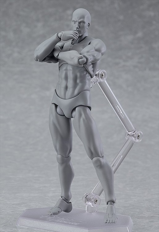 Figma Archetype Next - He - Flesh Grey Color Ver. figma Re-Release