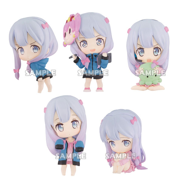 Eromanga Sensei - Sagiri ga Ippai Collection Figure Single BLIND BOX
