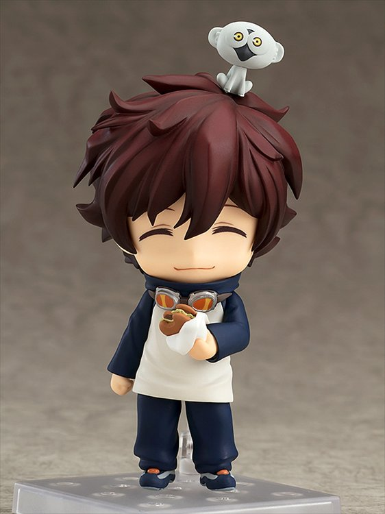 Blood Blockade Battlefront and Beyond - Leonardo Watch Re-Realese Nendoroid