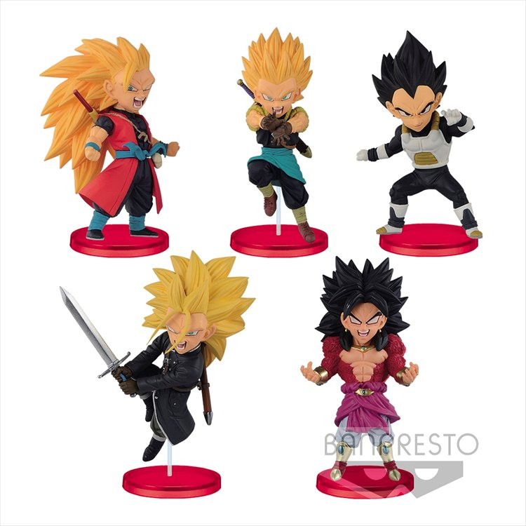 Dragon Ball Heroes - World Collection Figure Vol.2