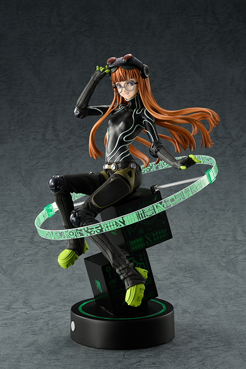 Persona 5 - 1/7 Futaba Sakura Phantom Thief ver. Hobby Japan Limited Glow Ver. PVC Figure