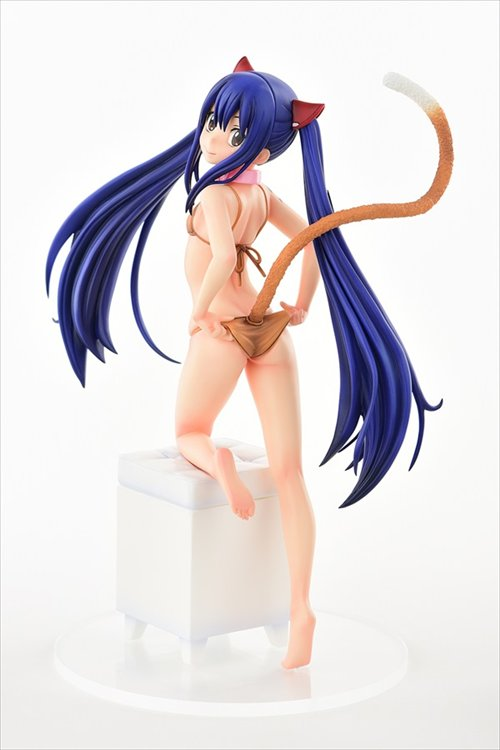 Fairy Tail - 1/6 Wendy Marvell Amario Cat Gravure Style Ver. PVC Figure Re-Release