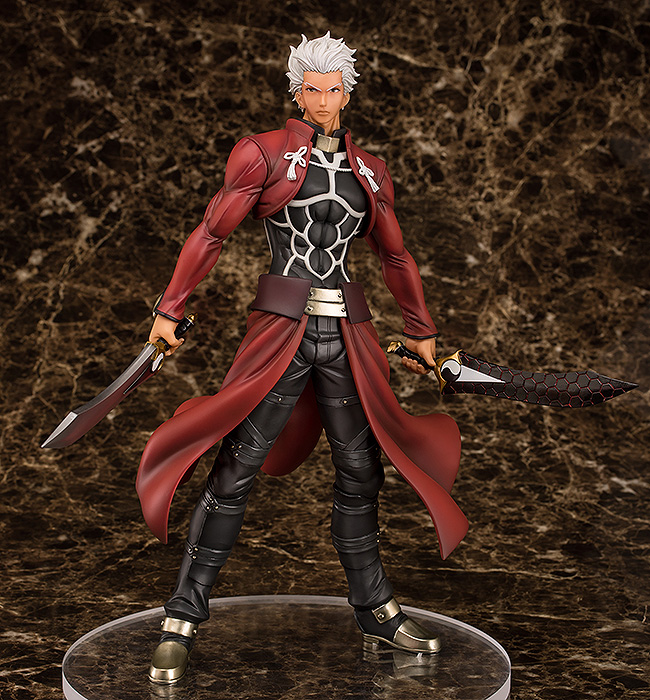 Fate/stay night Unlimited Blade Works - 1/7 Archer/Emiya Route Ver. PVC Figure