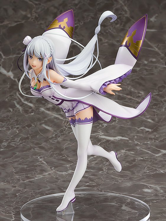 Re:Zero Starting Life in Another World - 1/7 Emilia PVC Figure