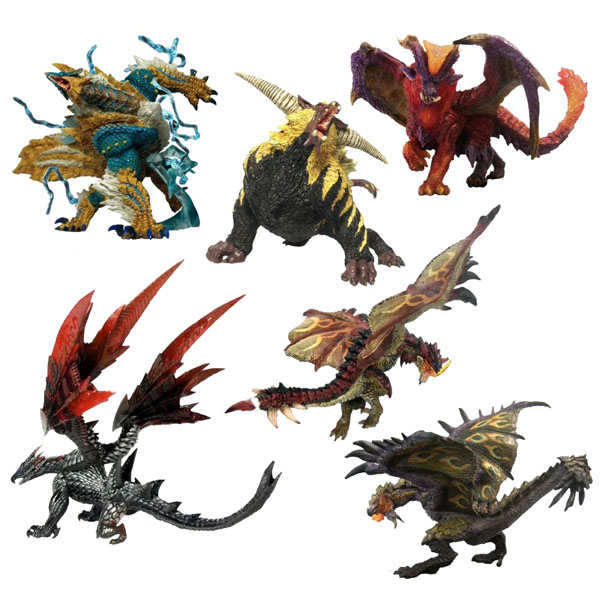 Monster Hunter - Standard Model Plus Anger Ver. 2 Single BLIND BOX