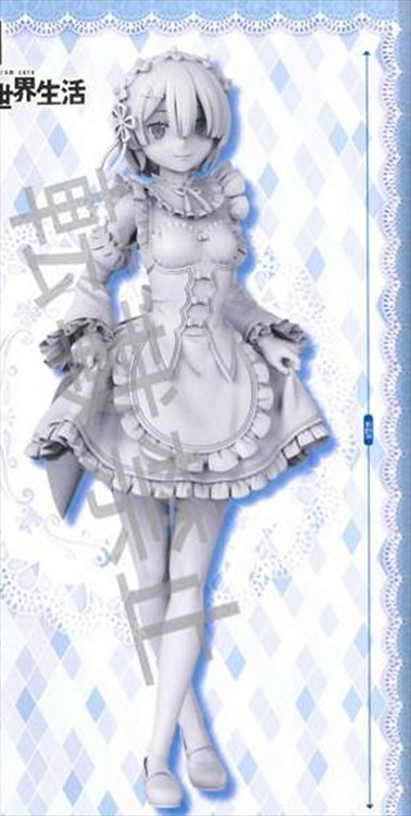 Re:Zero Starting Life in Another World - Rem Curtsy Ver. Sega Prize Figure