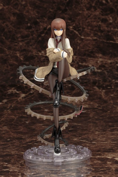 Steins Gate - 1/8 Kirusu Makise Ani-Statue Re-Release