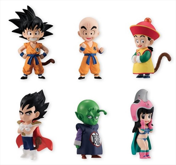Dragon Ball - Adverge EX Dragon Children Vol. 1 Single BLIND BOX