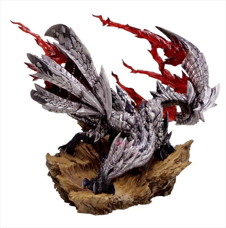 Monster Hunter - Valphalk Capcom Figure Builder Creators Model Re-release