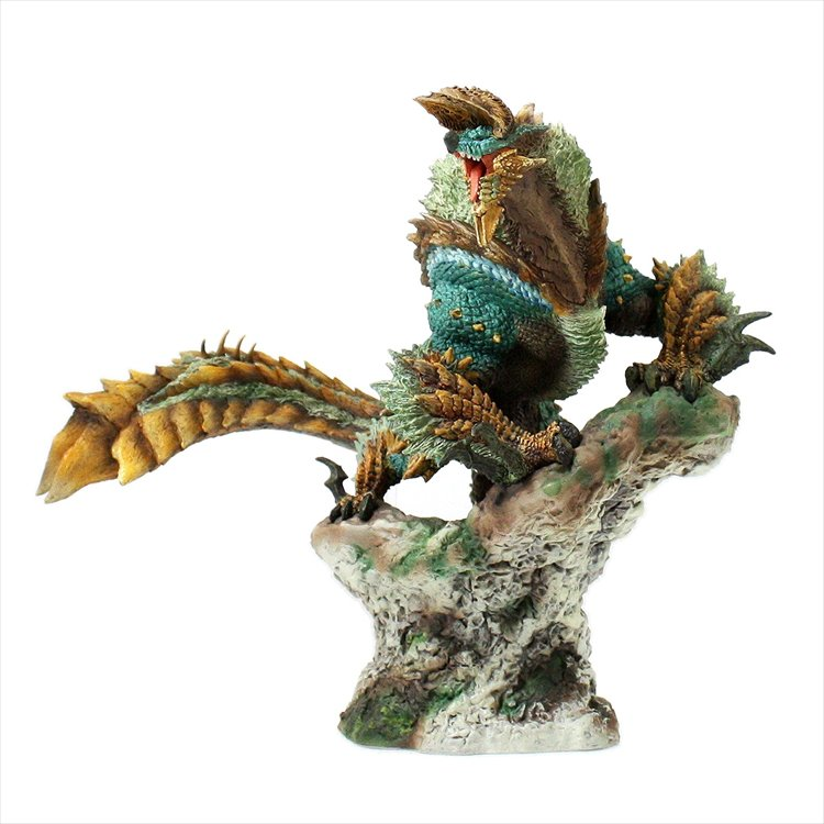 Monster Hunter - Zinogre Capcom Figure Builder Creators Model Re-release