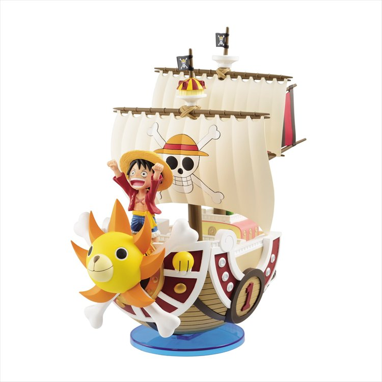 One Piece - Mega World Collectible Special